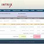 Intrix EBIPP Second Screenshot